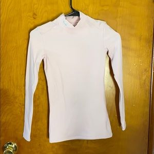 under armour thermal compression top!